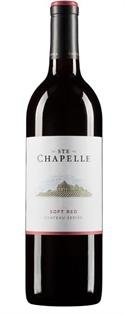 Ste. Chapelle Soft Red Chateau Series 2012 750ml - Case of...